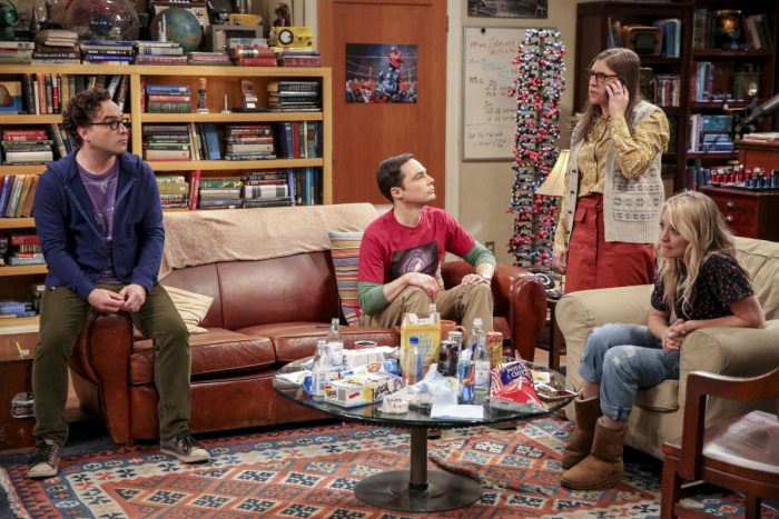 The Big Bang Theory S12E23-24 — The Change Constant; The Stockholm Syndrome
